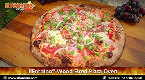 Welcome to ilFornino Wood Fired Oven Lab!!