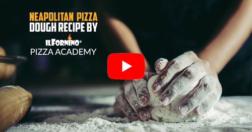 Neapolitan Pizza Dough Recipe by ilFornino Pizza Academy