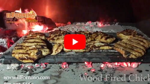 Wood Fired Chicken by ilFornino