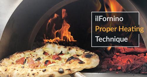 ilFornino® Proper Heating Technique