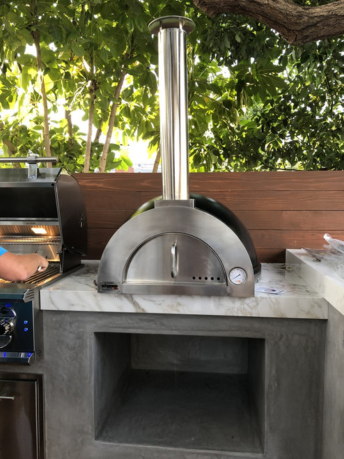 ilFornino ® Elite - Wood Fired Pizza Oven
