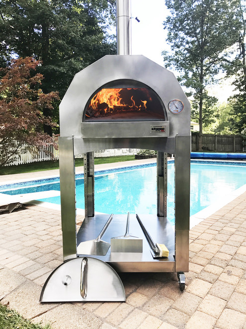 ilFornino® Platinum Plus Wood Fired Pizza Oven
