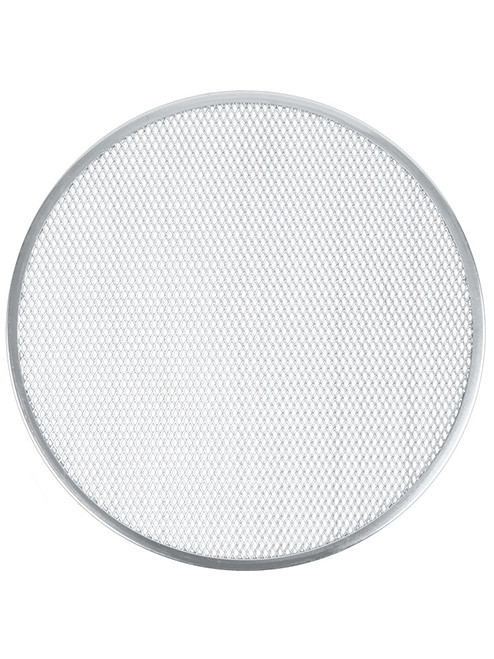 Aluminum Pizza Screen with Rim