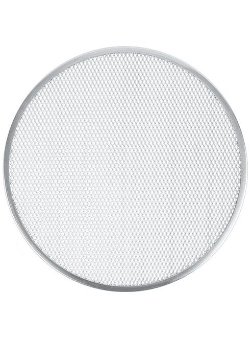 Aluminum Pizza Screen with Rim