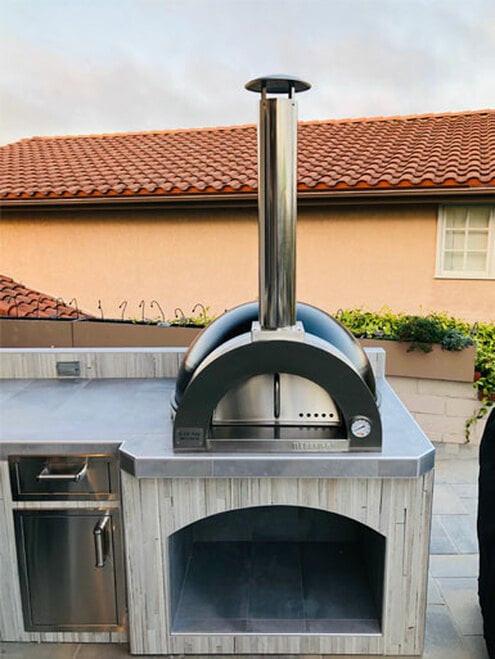 Elite Chef's Edition - Wood Fired Pizza Oven-  ilFornino ®