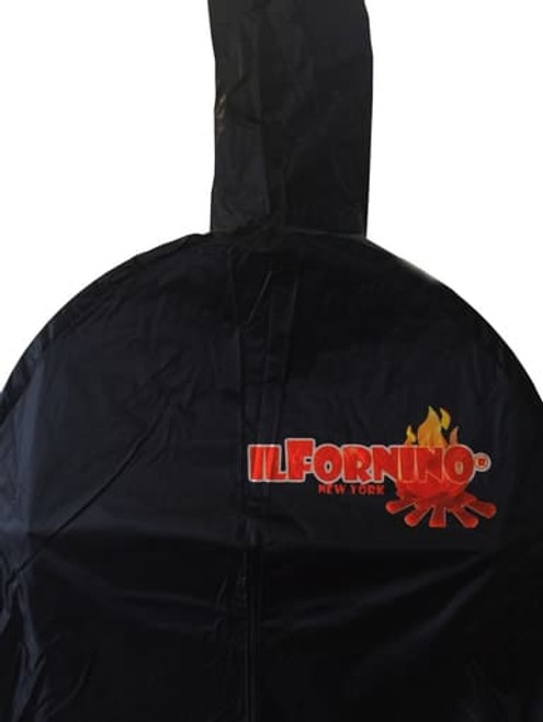 Wood Fired Pizza Oven All Weather Black Cover - Fits Basic or Pro Series