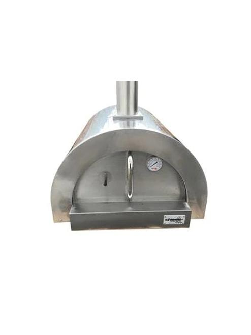 Wood Fired Pizza Oven- ilFornino F-Series Mini Wood Fired Pizza Oven No Cart