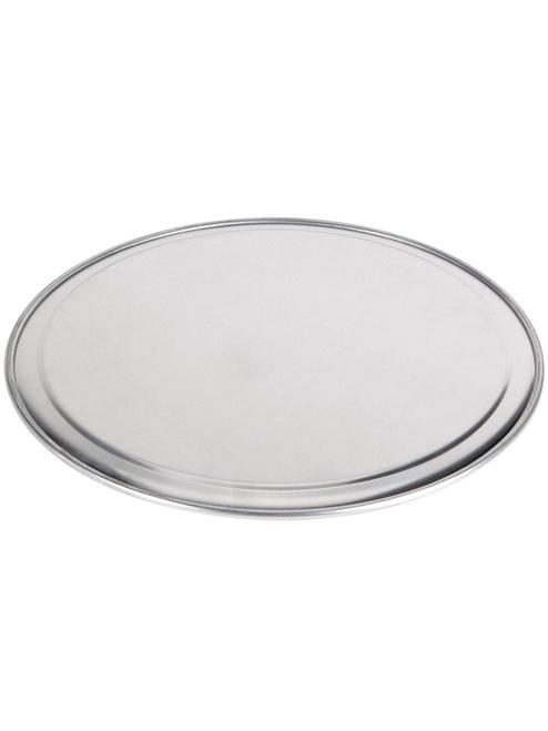 "12"" Aluminum Pizza Tray with Rim (IFC407)"