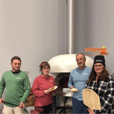 Bald Top Brewing at ilFornino Pizza Academy - Customer Testimonial