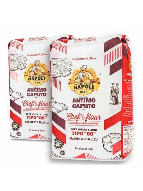 """Caputo """"00"""" Chef Flour 2 Bags"""