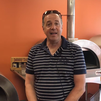 ilFornino Professional Series- Wood Fired Oven Testimonial