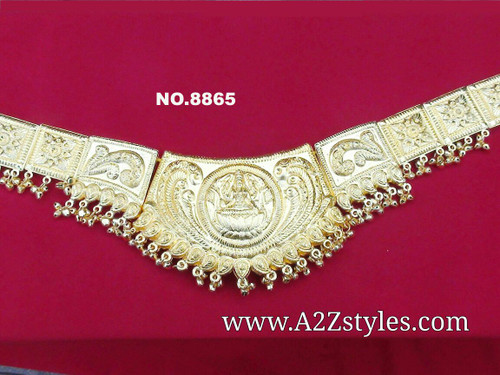 Big Laxmi Gold Belt