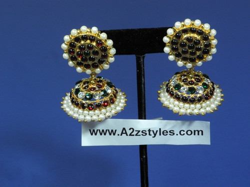 Earrings & Jumki DJ-JUM-6222