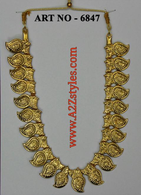 Gold Mango Short Chain DJ-SGM-4519