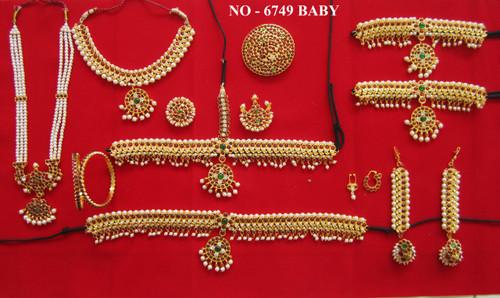 Dance Jewelery Small Set DJ-S-Set-6749