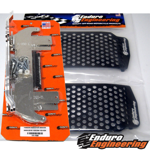 Enduro Engineering Skidplate Mounted Linkage Guard for KTM 450 XC-F 2013-2018
