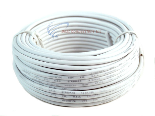 Trailer Light Cable Wiring For Harness 50 Feet 14 Gauge 4