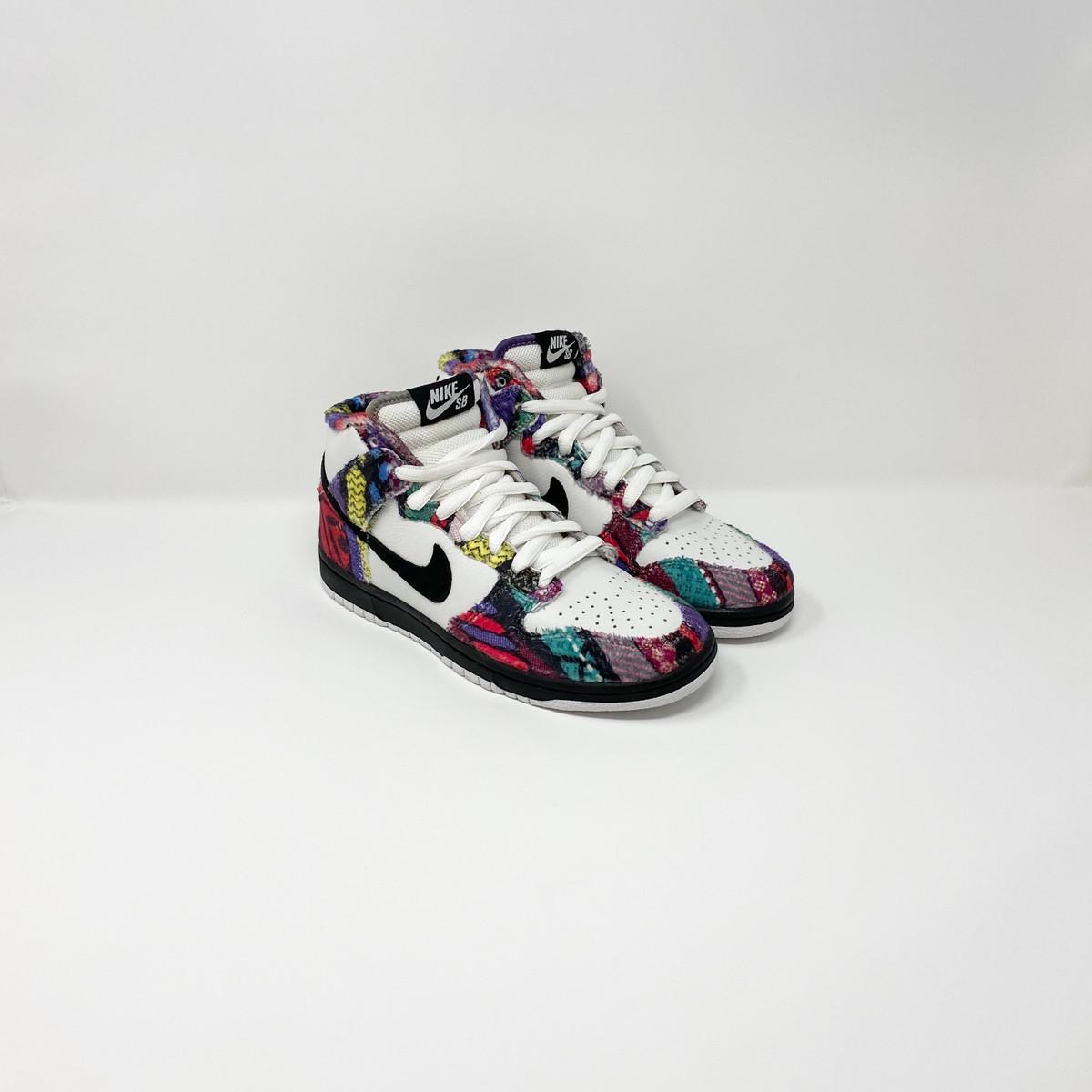 Nike Dunk Hi Prem SB Huxtable
