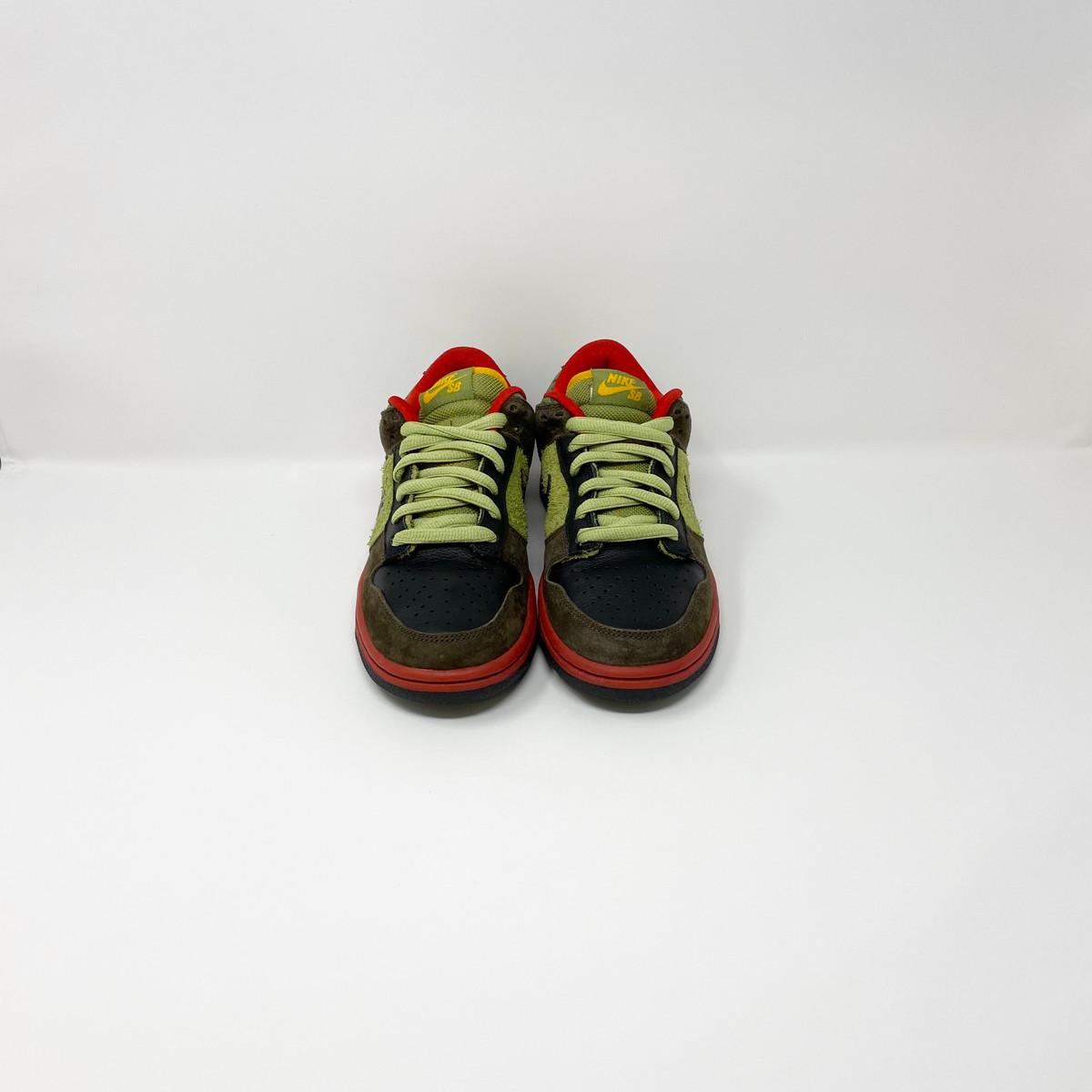 Nike Dunk Low Prem SB Asparagus