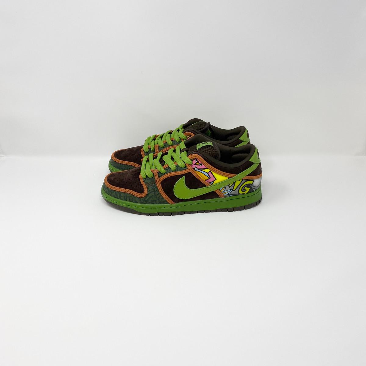 Nike Dunk Low PRM SB DeLaSoul (2015)