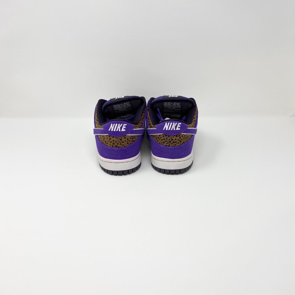 Nike Dunk Low Prem SB Purple Safari