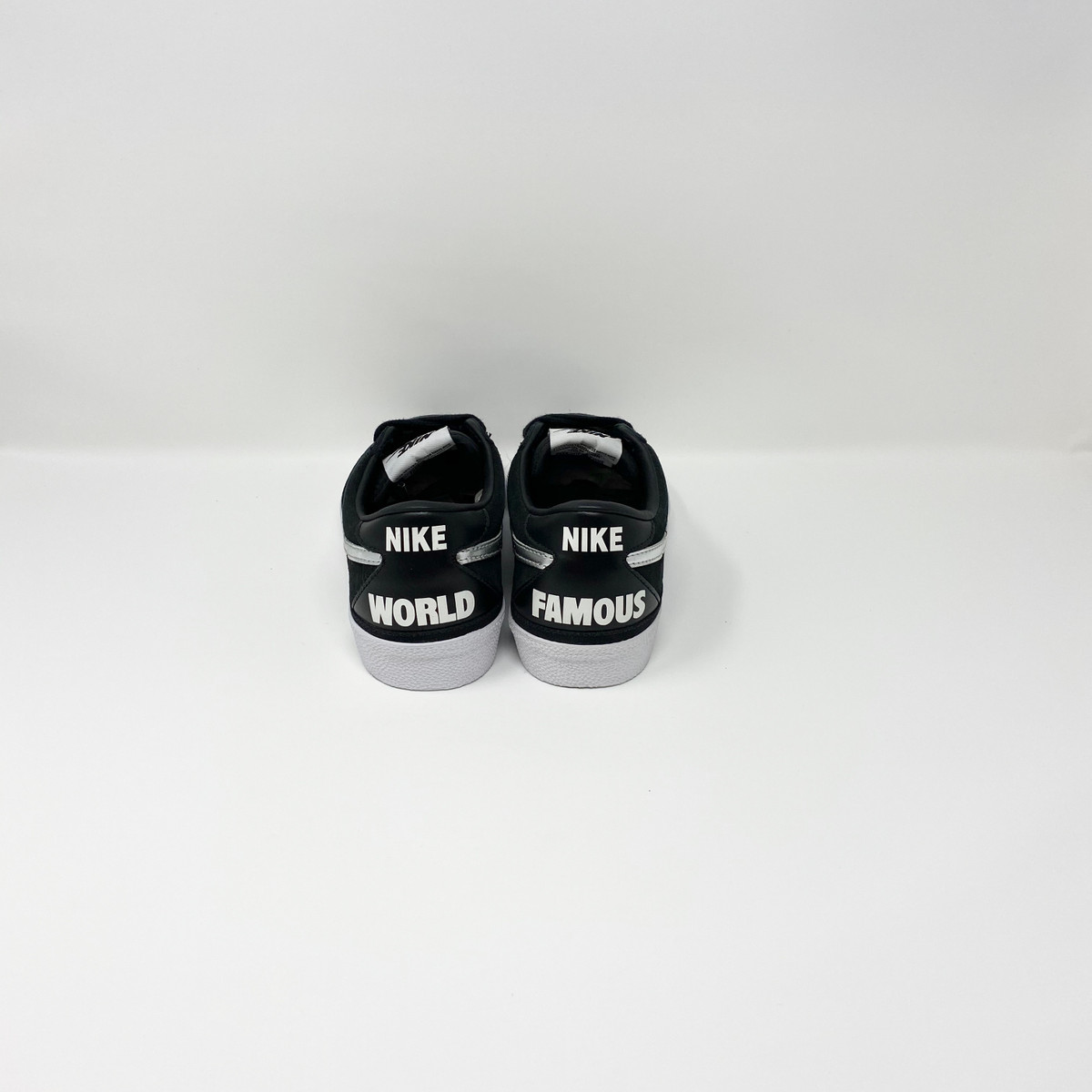 Nike Bruin Zoom SB Supreme Black