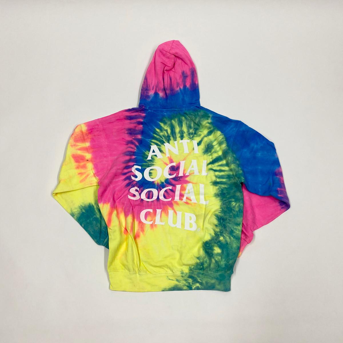 Anti Social Social Club Laguna TieDye Hoodie