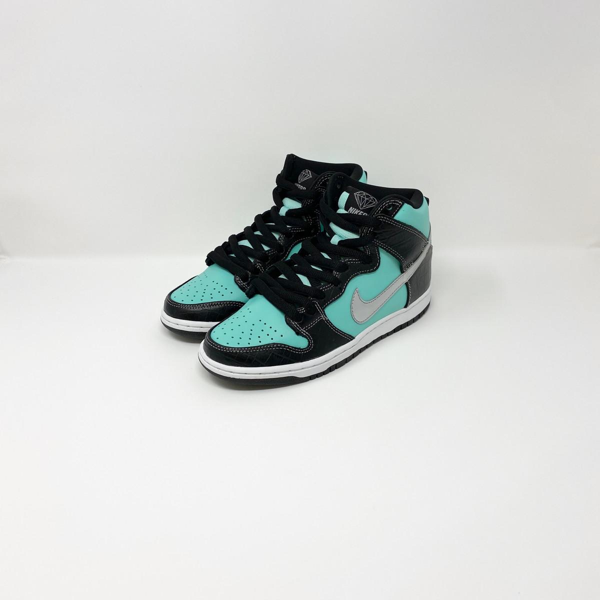 Nike Dunk Hi Prem SB Diamond