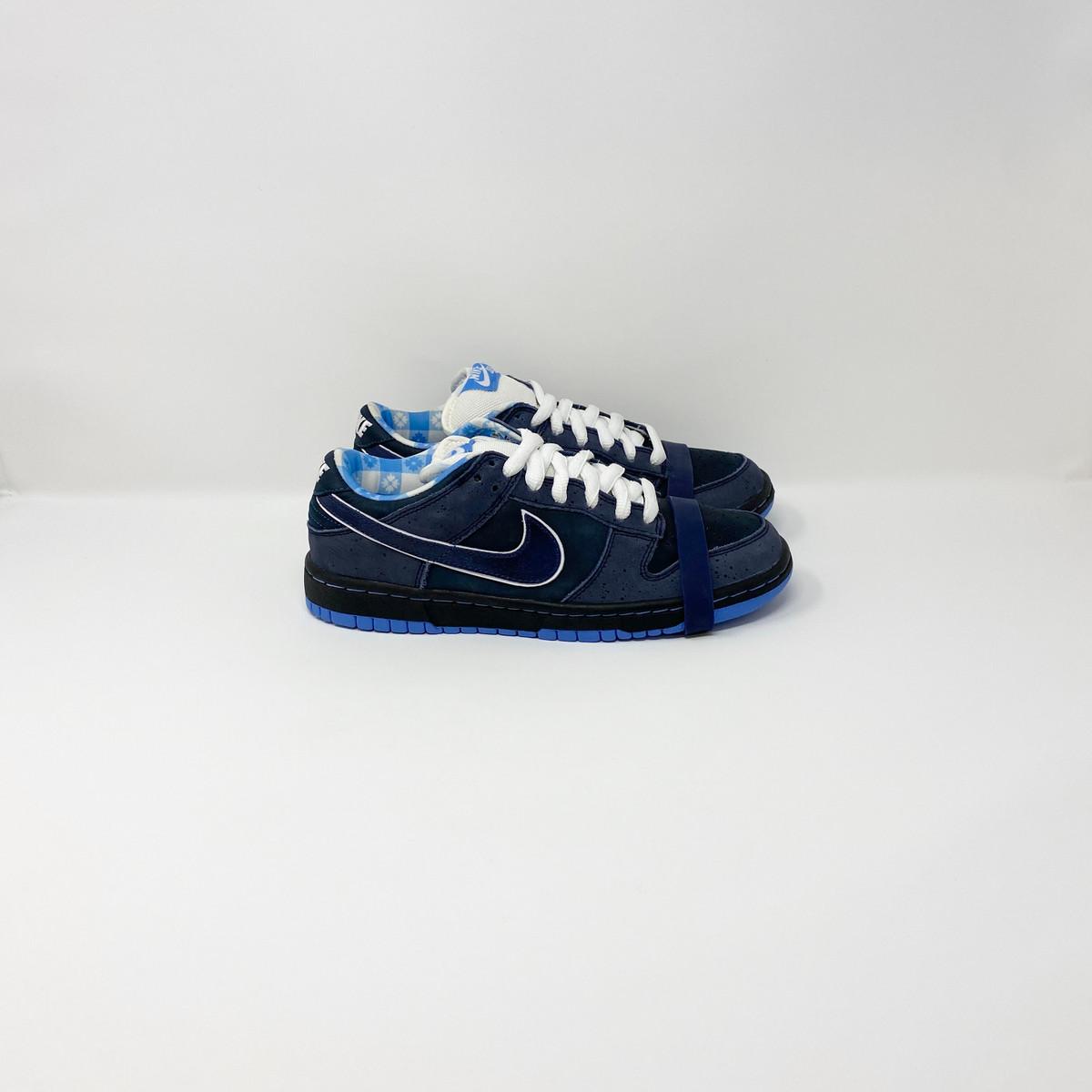 Nike Dunk Low Prem SB Blue Lobster