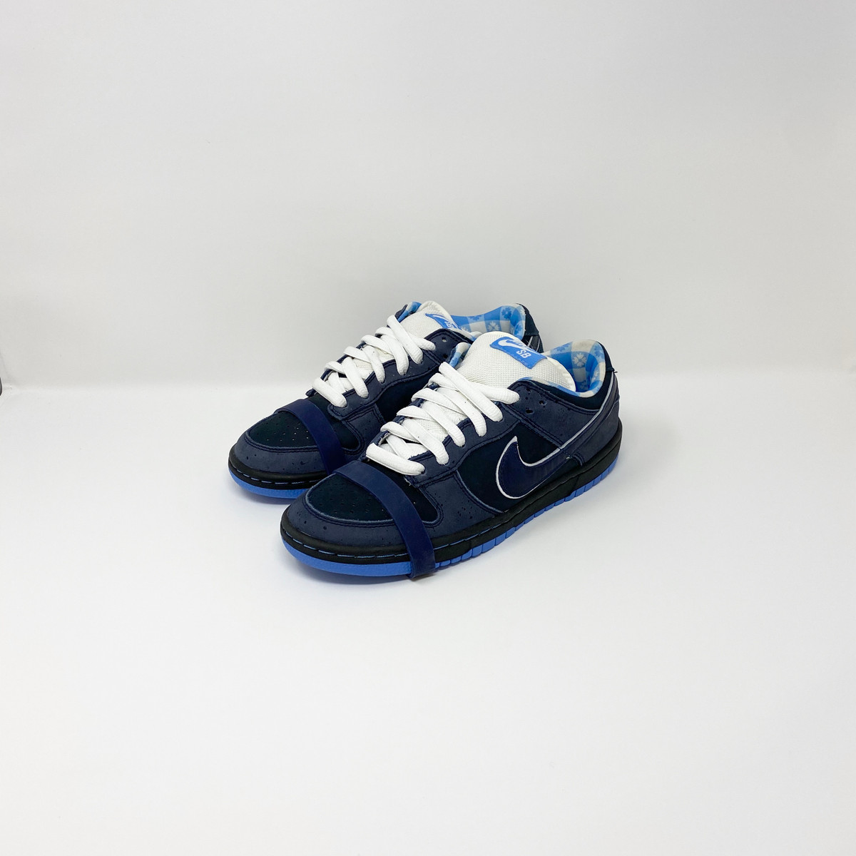 Nike Dunk Low Prem SB Blue Lobster