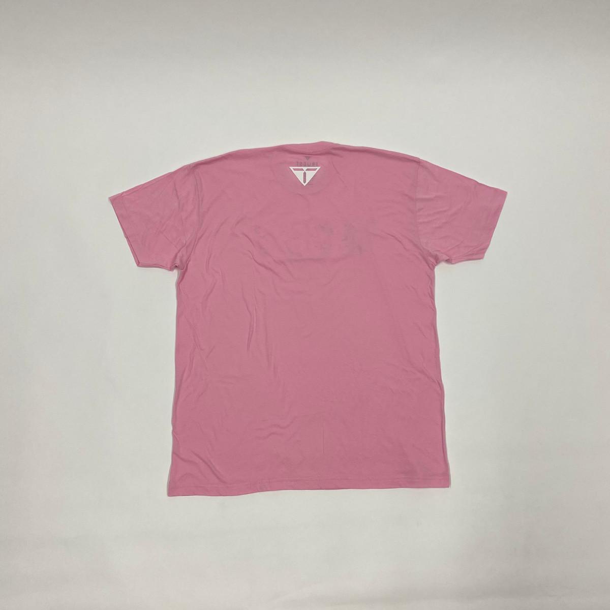 Truest Hibiscus T-shirt Pink