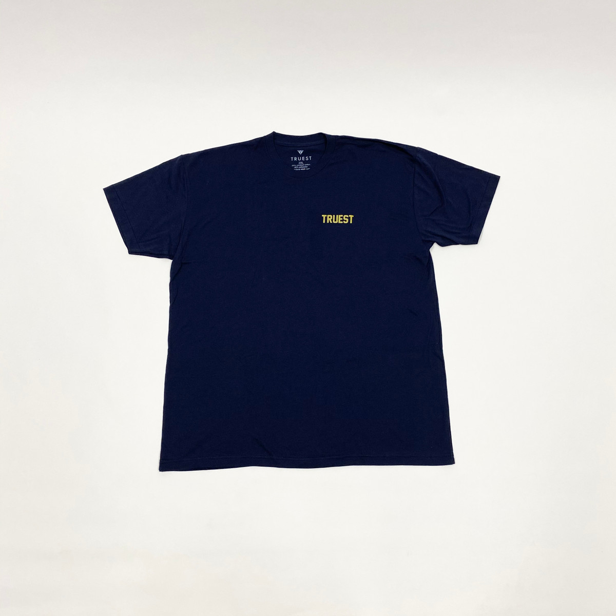 Truest Dont Sneak the Technique T-shirt Navy