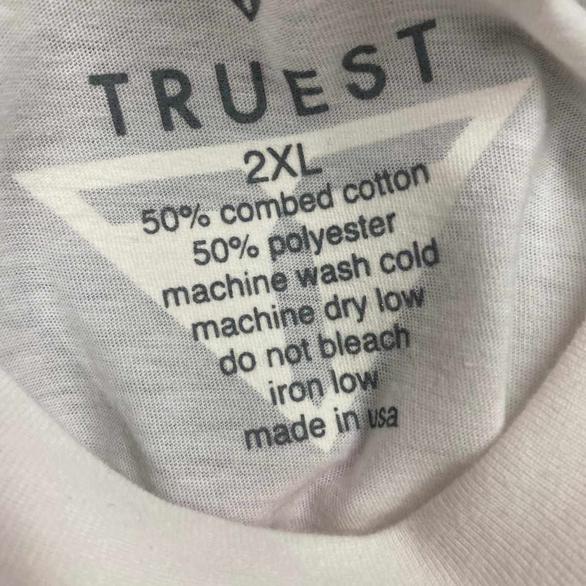 Truest Hibiscus T-shirt White