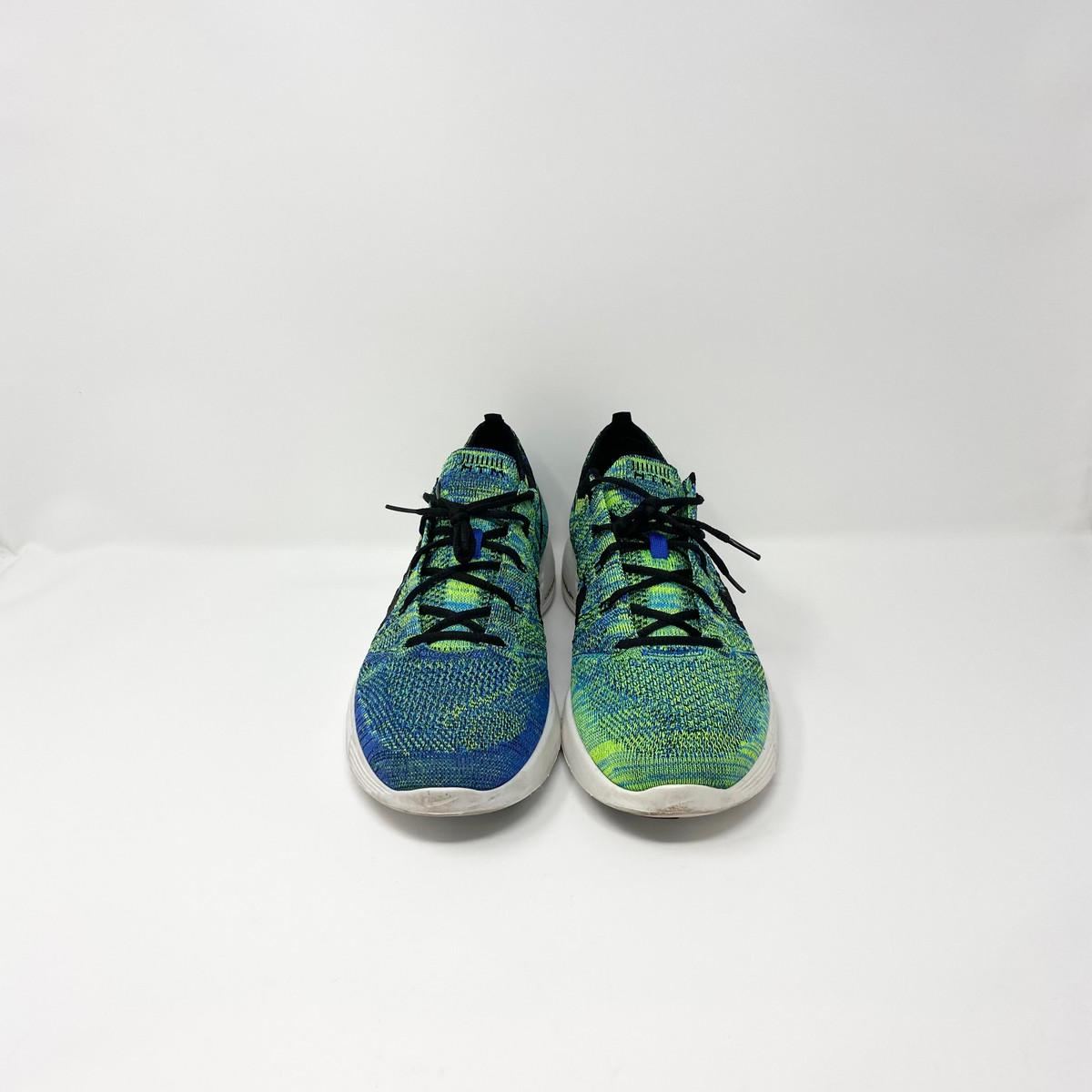 Nike Flyknit Lunar HTM Varsity Royal