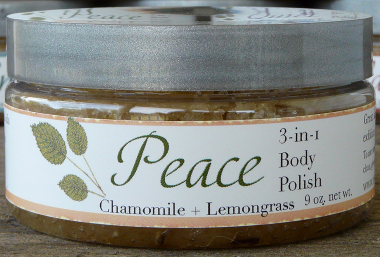 Peace 3-in-1 Body Polish