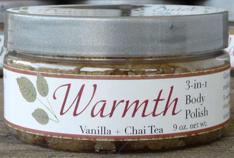 Warmth 3-in-1 Body Polish