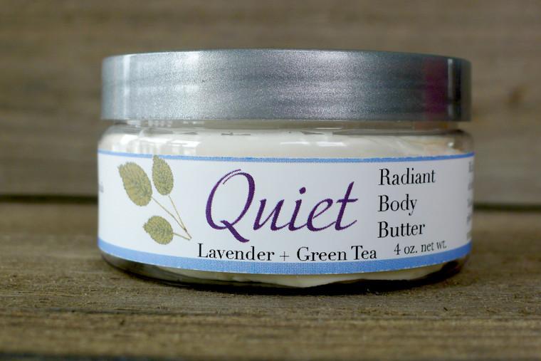 Quiet Radiant Body Butter
