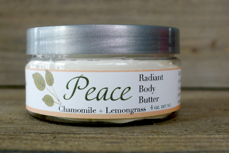 Peace Radiant Body Butter