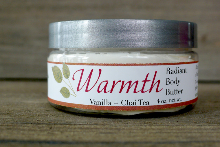 Warmth Radiant Body Butter