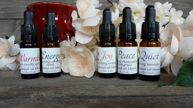 Aromatherapy Diffuser Blends