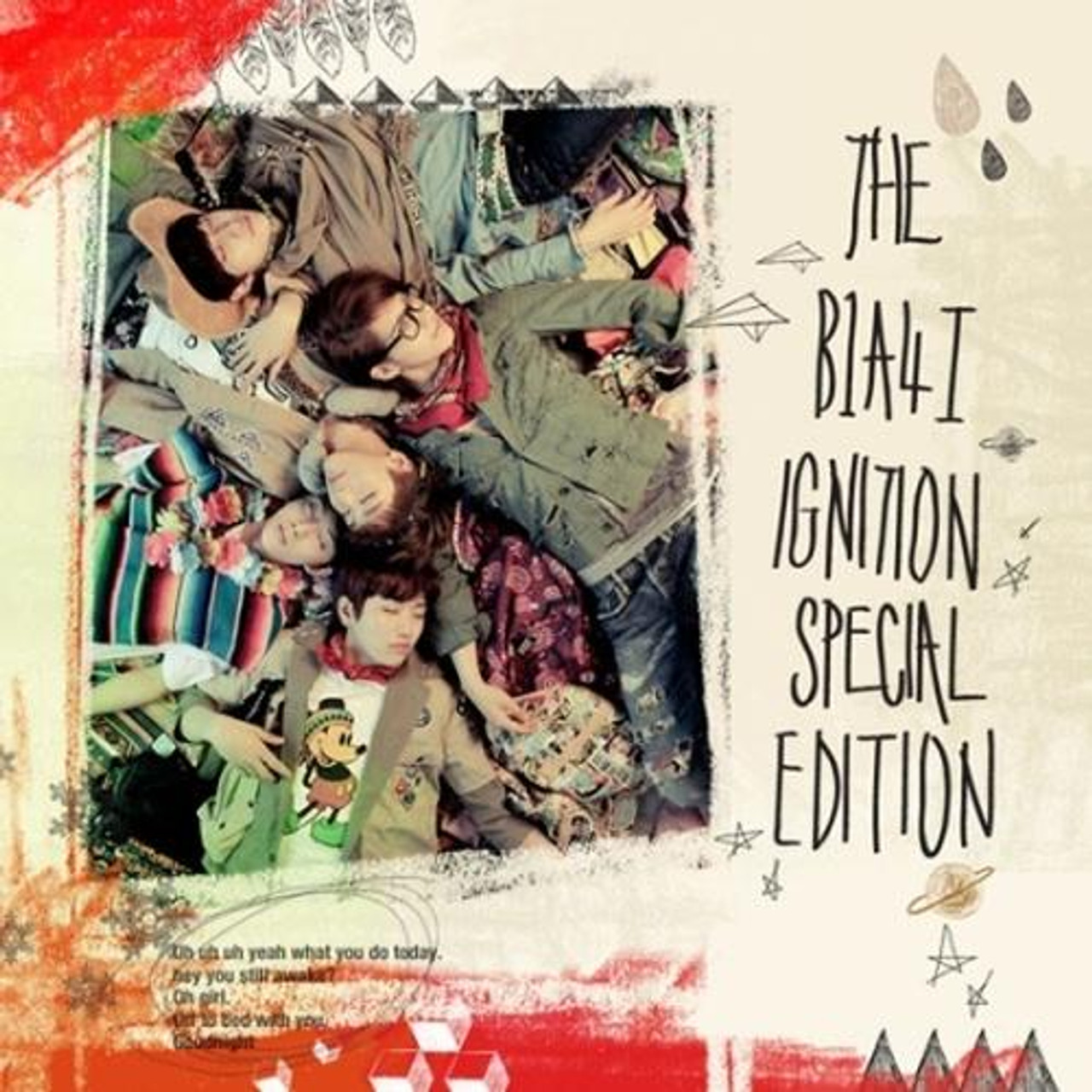 B1A4/ IGNITION(vol.1 SPECIAL EDITION)