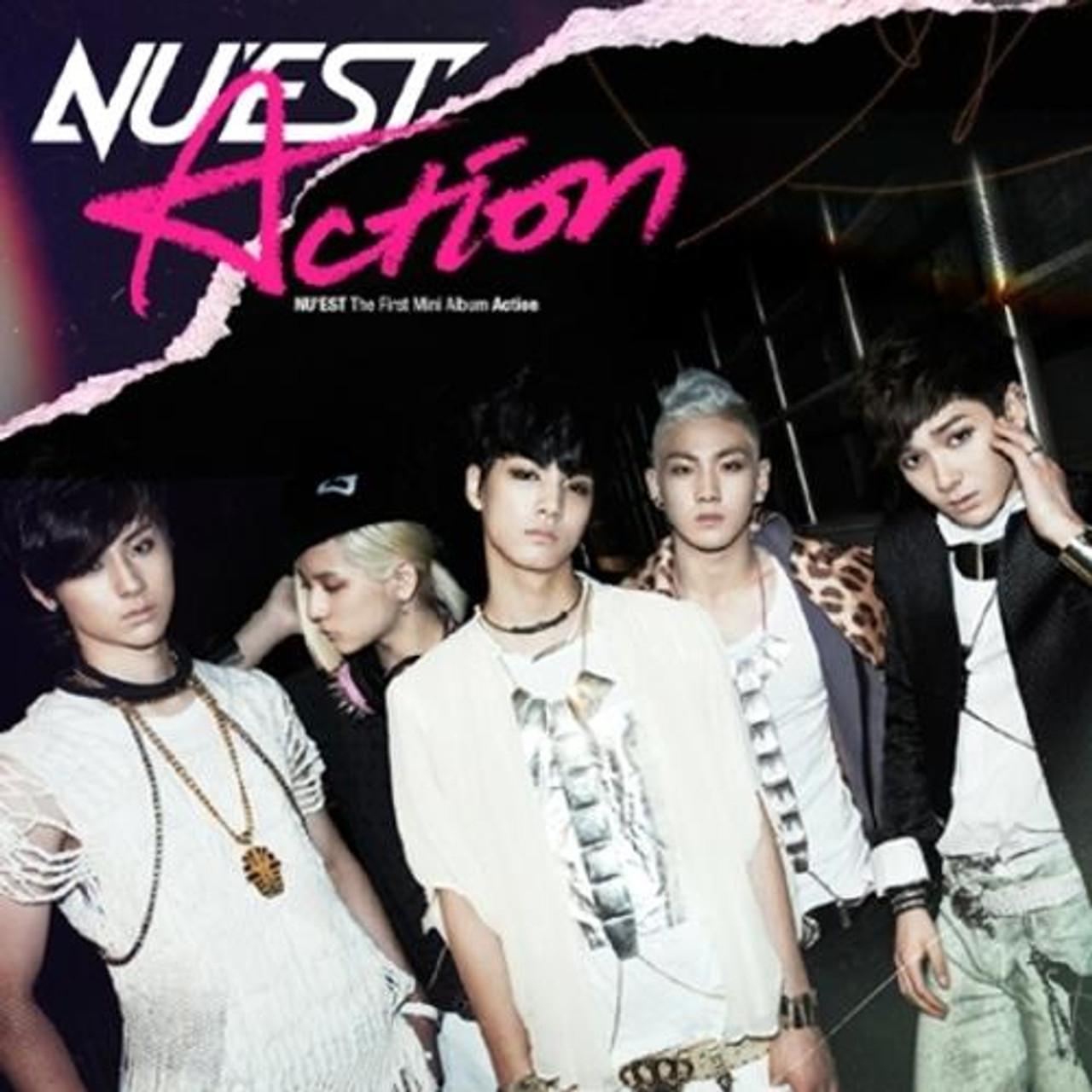 """Image result for nu est action album"""""""