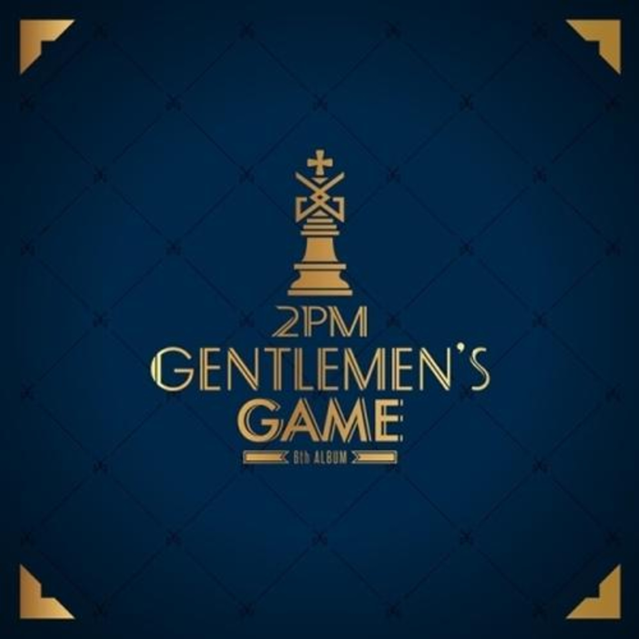 2PM - Vol.6 / GENTLEMENS GAME [Limited Edition]