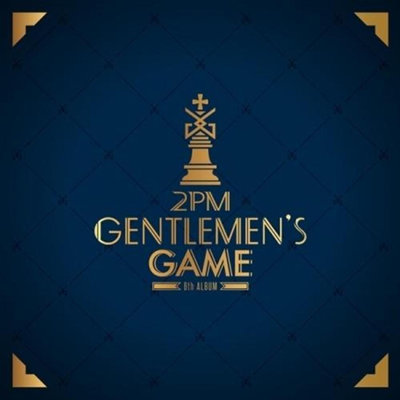 2PM - Vol.6 / GENTLEMENS GAME