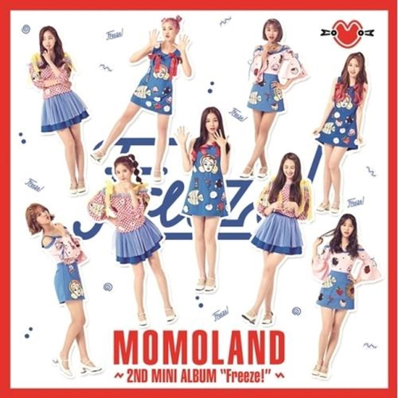 MOMOLAND - 2nd Mini