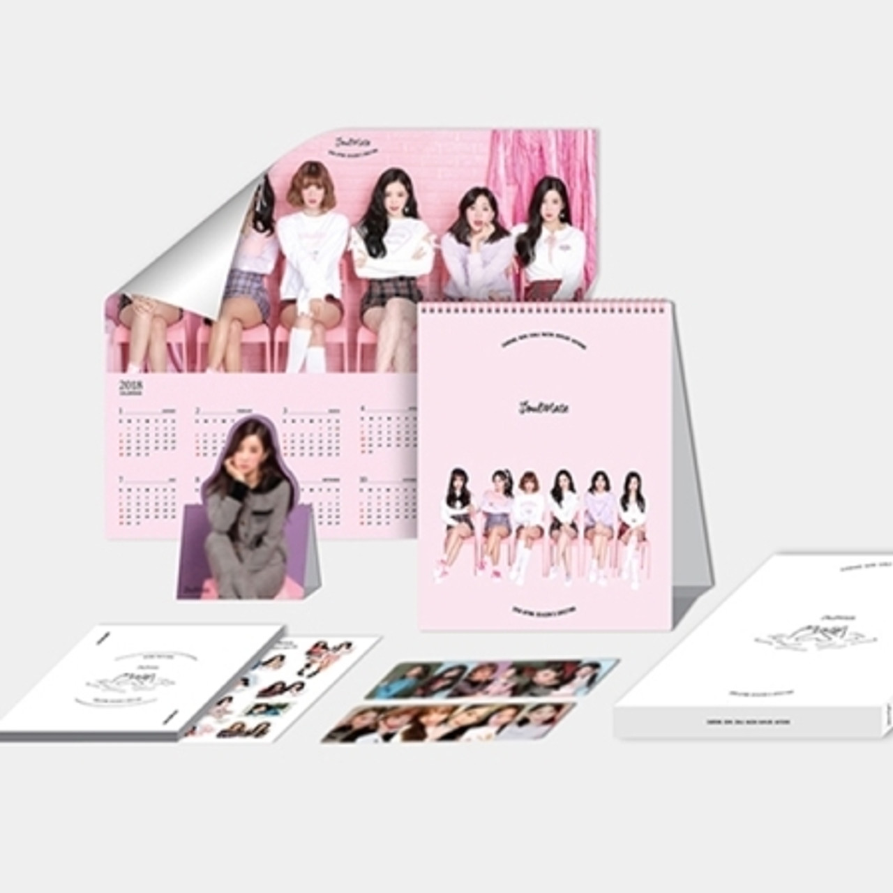 APINK - SEASON GREETINGS 2018