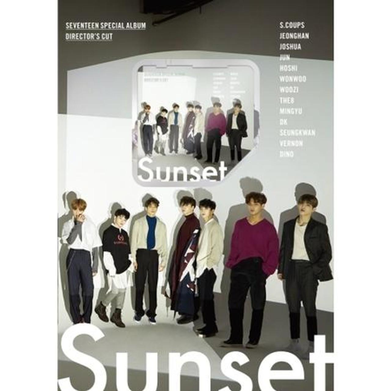 SEVENTEEN - SPECIAL ALBUM [DIRECTOR'S CUT] (KINO Album)