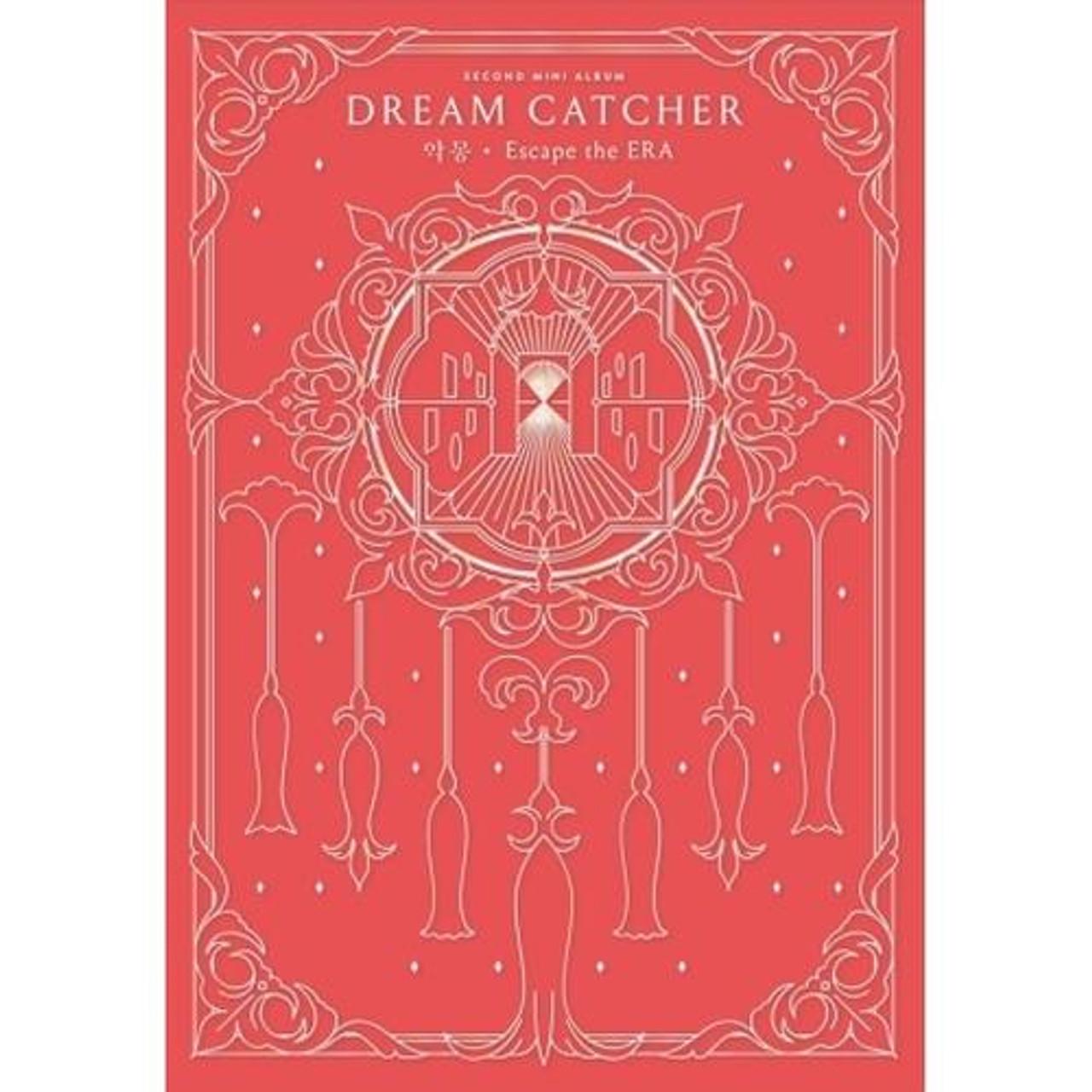 DREAM CATCHER - 2nd Mini [ESCAPE THE ERA] (A:Inside/B:Outside ver.)