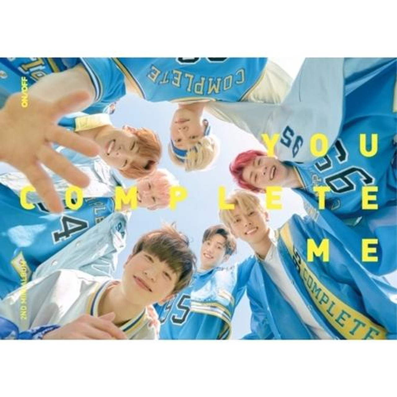 ONF  - 2nd Mini [YOU COMPLETE ME]