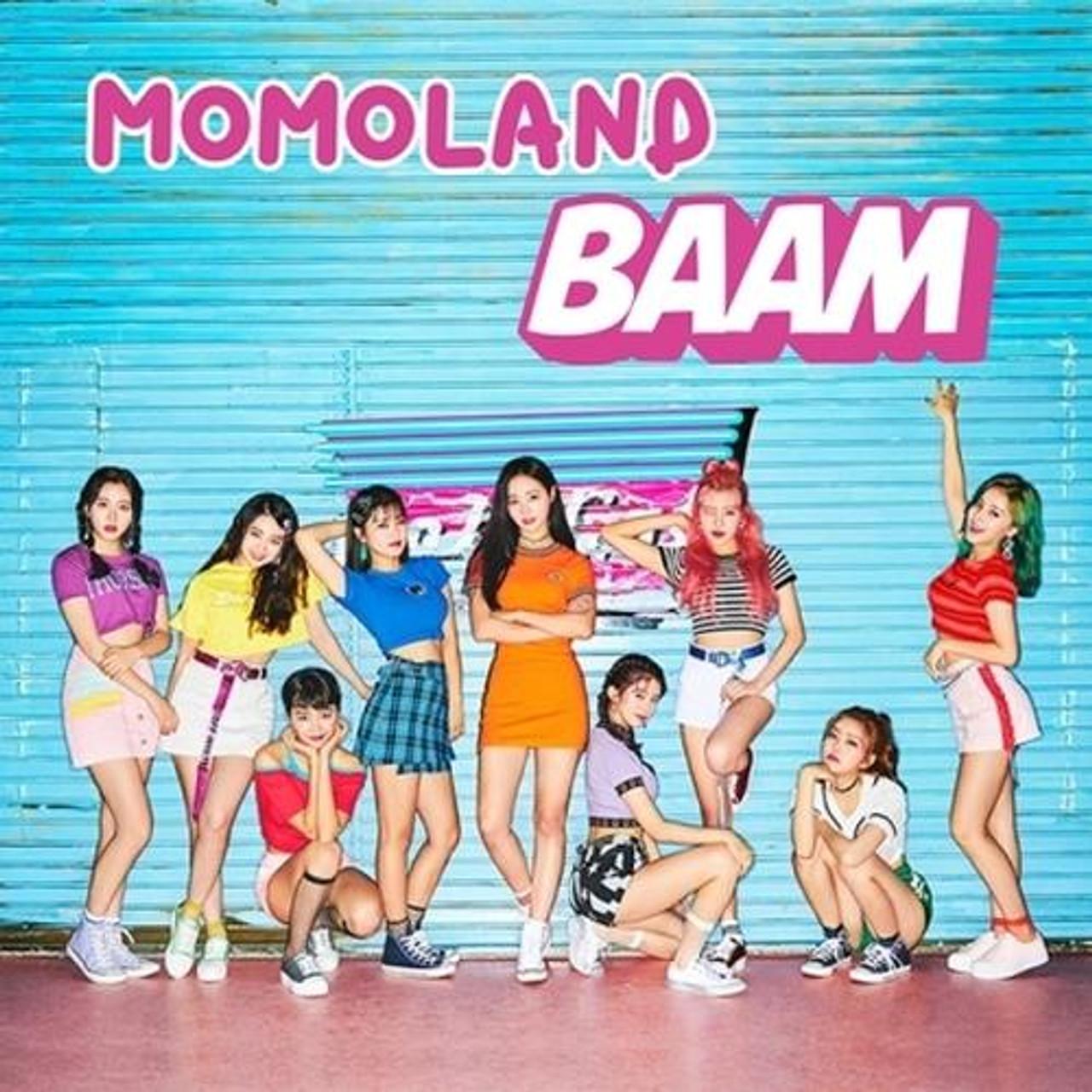 MOMOLAND - 4th Mini [FUN TO THE WORLD] + Poster